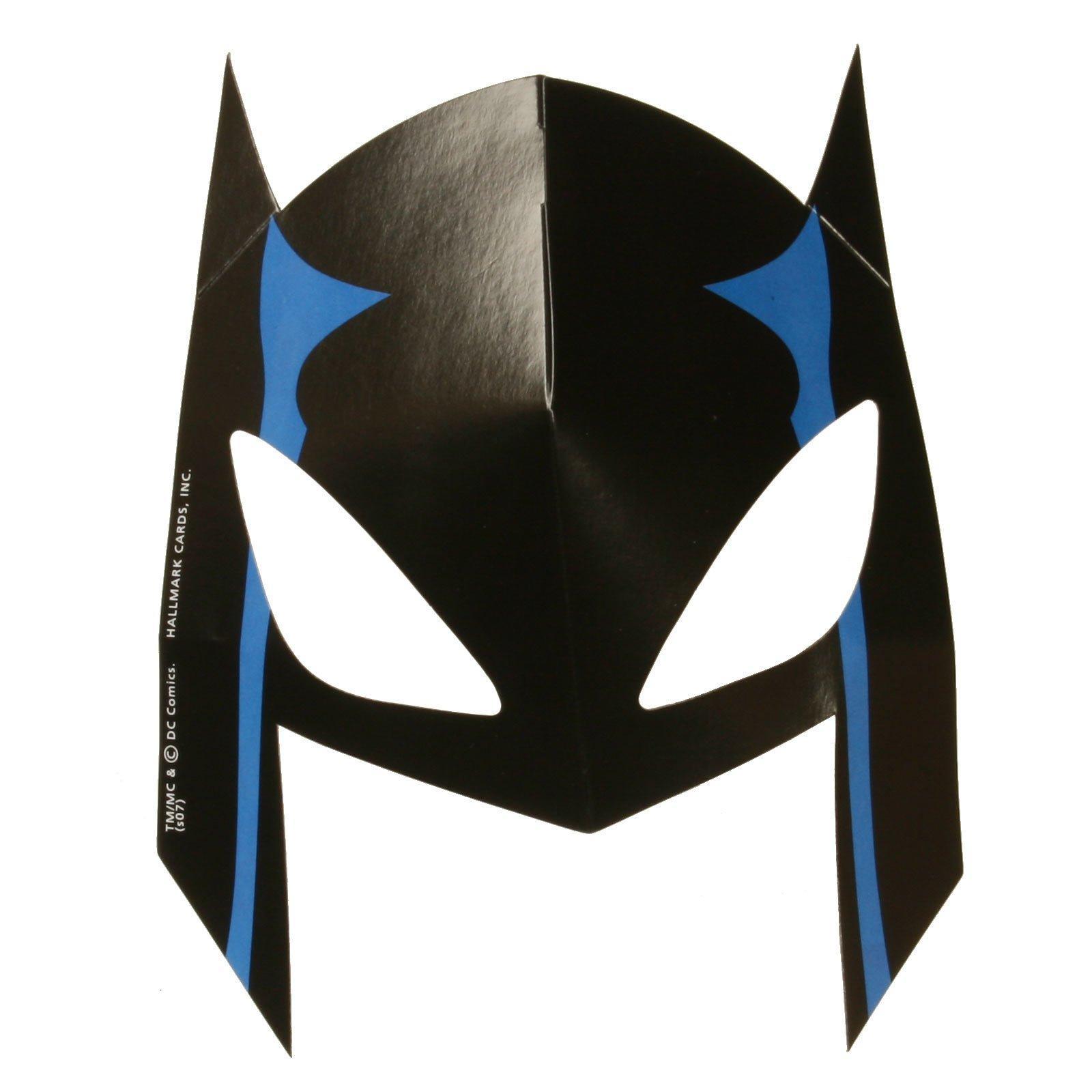 Сделать маску бэтмена своими руками 25