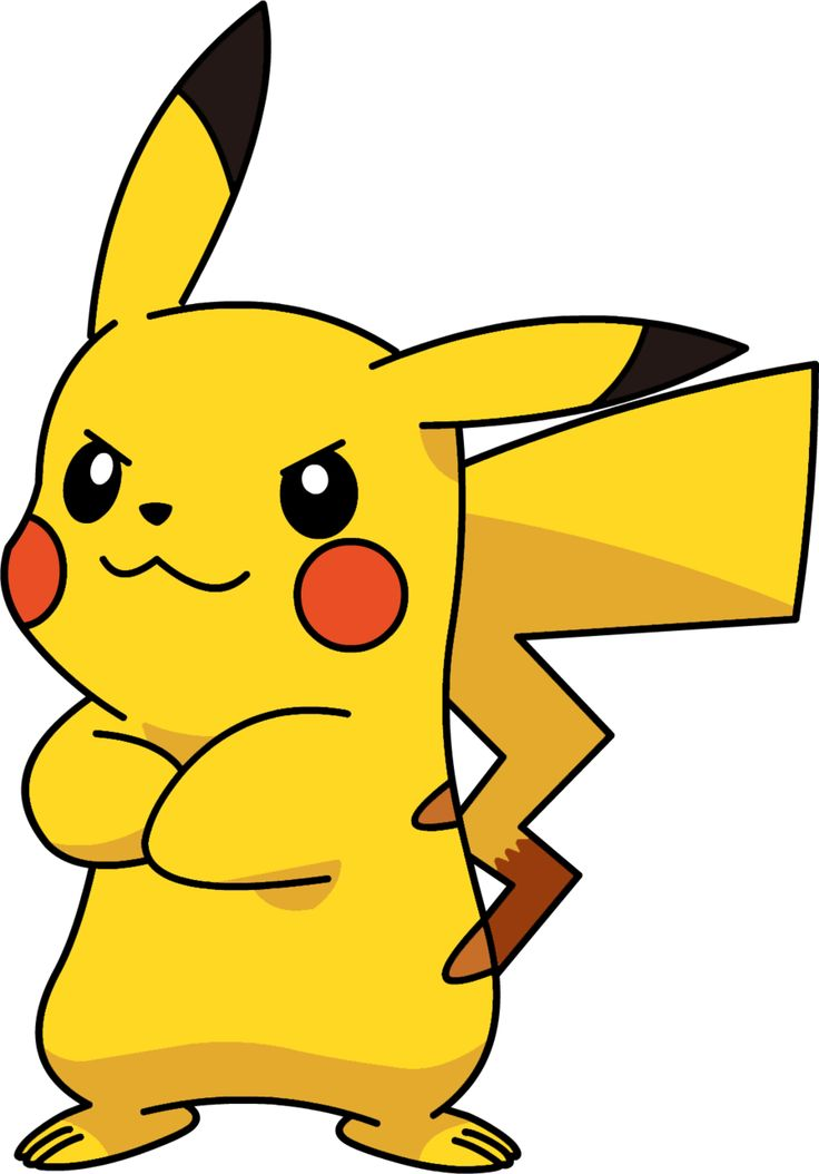 Pikachu Clipart - Cliparts.co