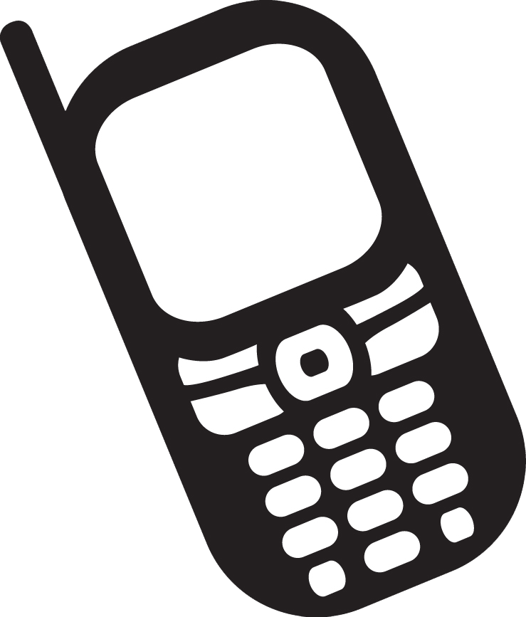 Cell Phone Images Clip Art - Cliparts.co