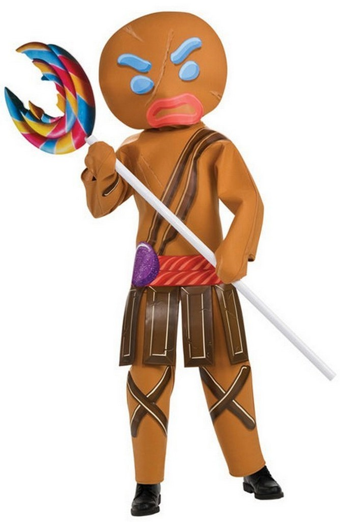 Adult Gingerbread Man Costume -