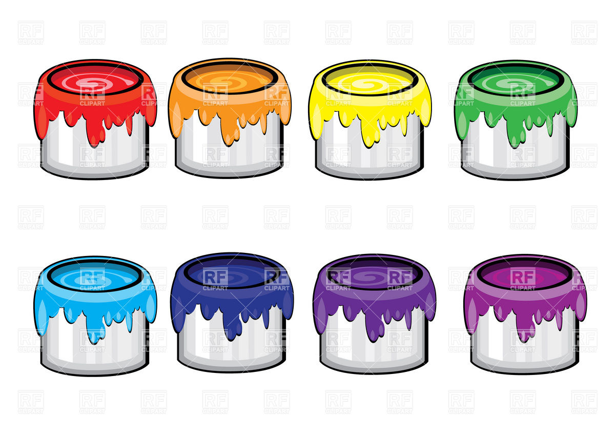 Paint Bucket Clip Art | Art Design Gallery