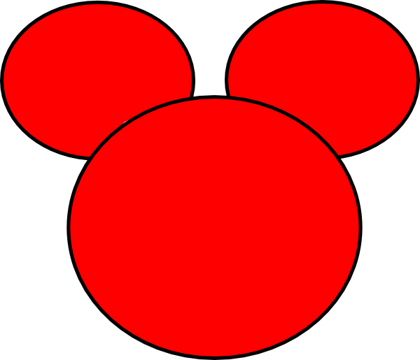 mickey mouse ears outline cliparts co Mickey Mouse Ears Clip Art Disney Clip Art