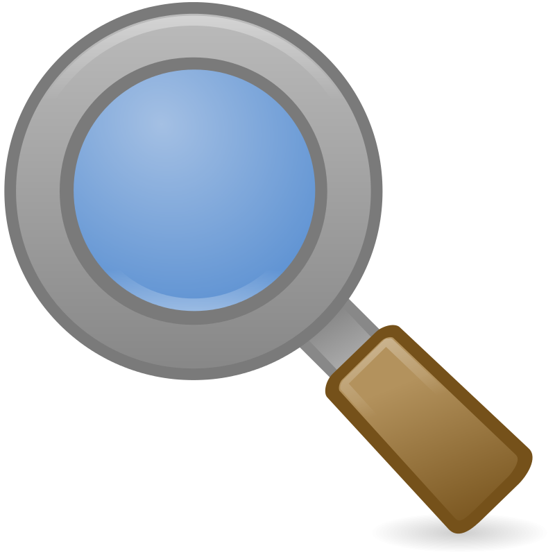 Magnifying Glass Clipart Free - Cliparts.co