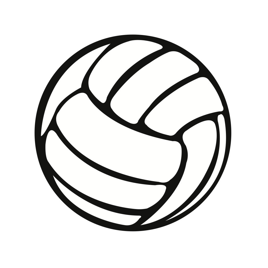 Volleyball Clipart Free Printable | Clipart Panda - Free Clipart ...