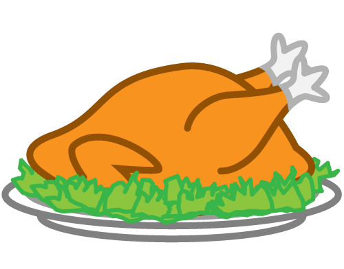 Cooked Turkey Clipart - Cliparts.co