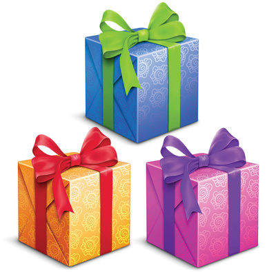 Birthday Gift Clipart - ClipArt Best