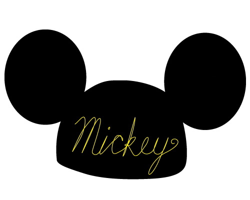 Mickey Mouse Ears Clip Art - ClipArt Best