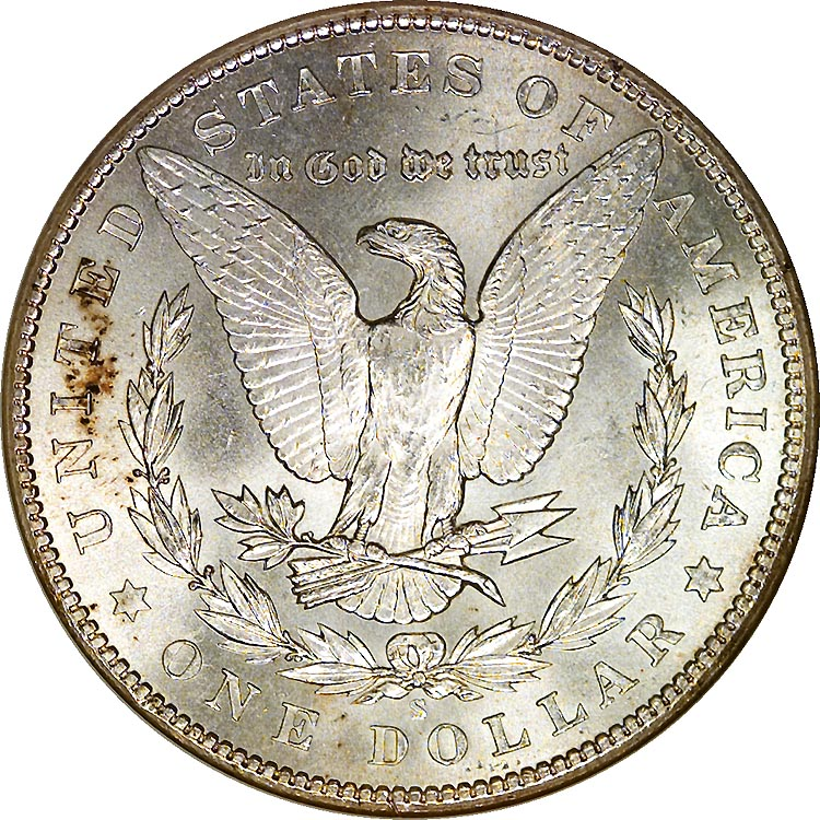1903 S S$1 MS Morgan Dollars | NGC
