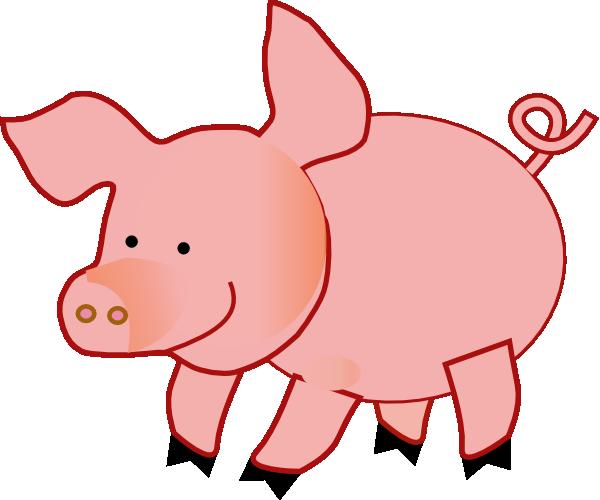 clip art funny pigs - photo #3