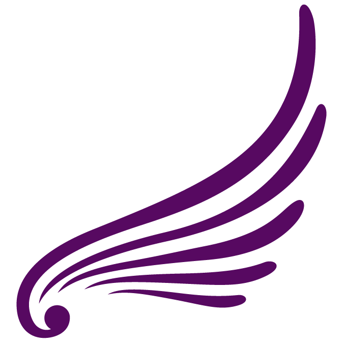 angel wings logo clipartsco