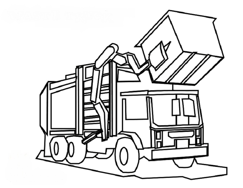 Tractor Coloring Pages besides 18 Wheeler Coloring Pages further Daf Imagebank also How To Draw A Garbage Truck furthermore Kenworth Fuse Panel Wiring Diagram. on new kenworth trucks