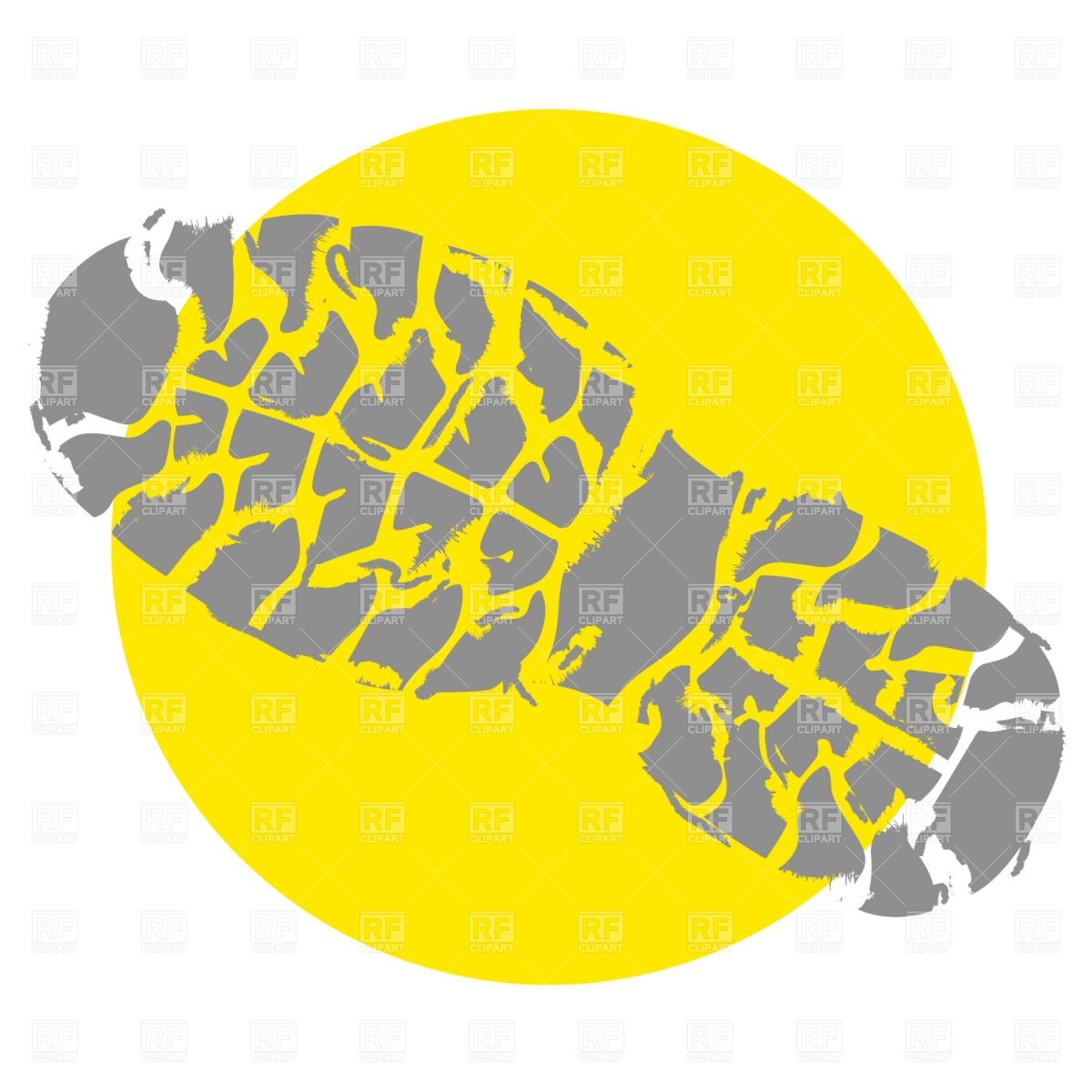 Shoe track, Silhouettes, Outlines, download Royalty-free vector ...
