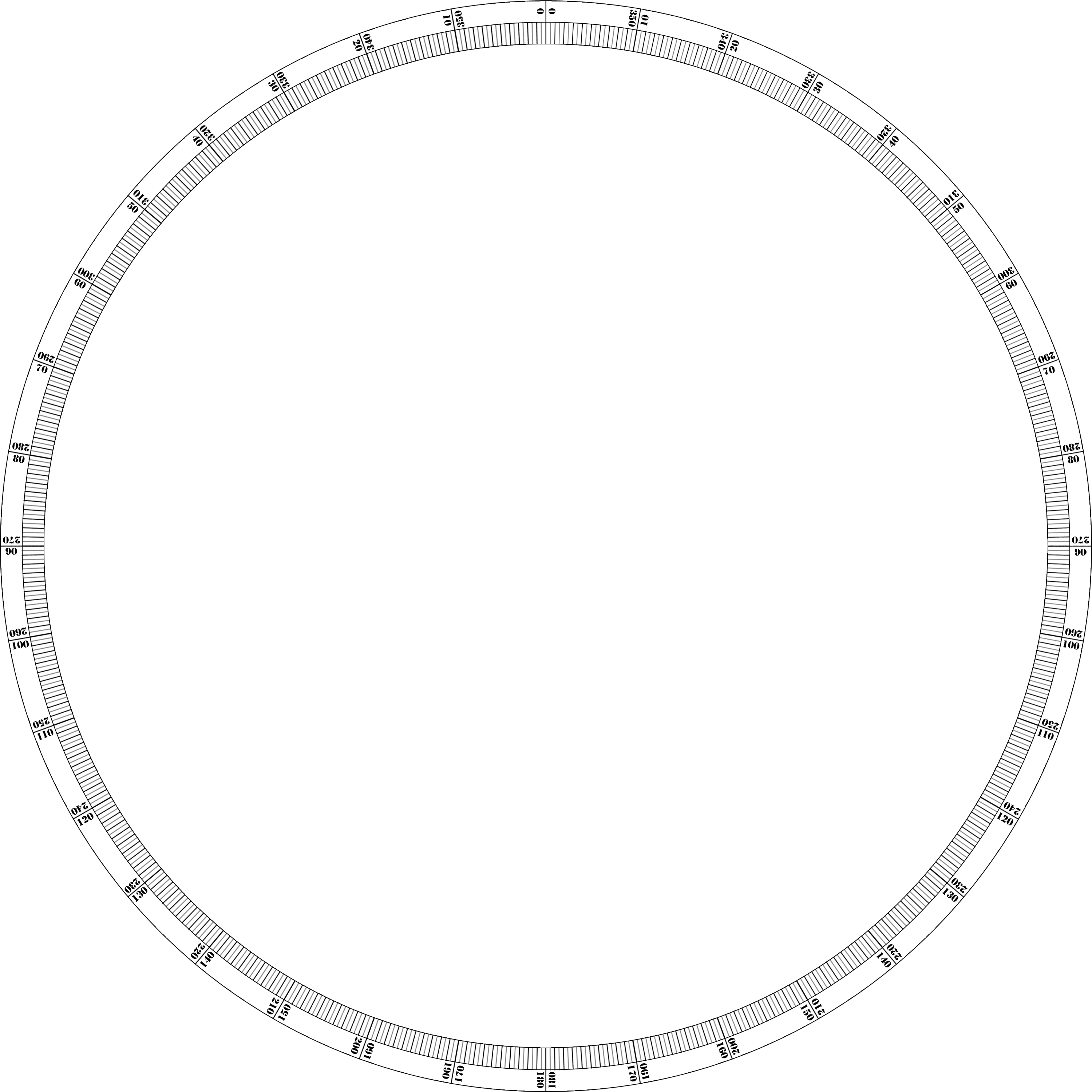 77 images of Printable Protractor 360 . You can use these free ...