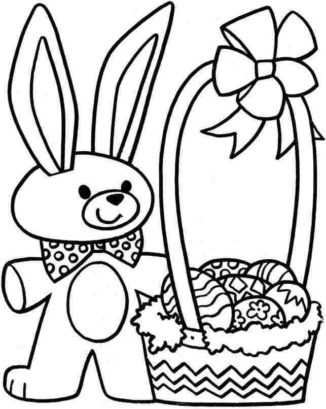 Peter Rabbit is Going Into the Garden coloring page | Free ... | 806x643
