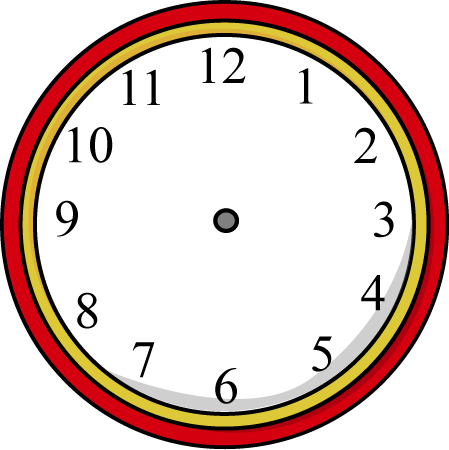 Clipart Clocks - Cliparts.co