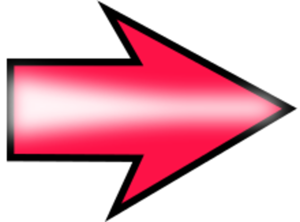 clip art arrows pointers right - photo #19