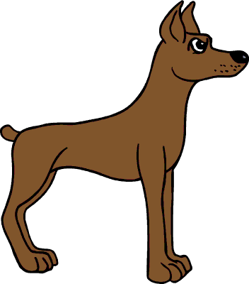angry dog clip art - photo #18