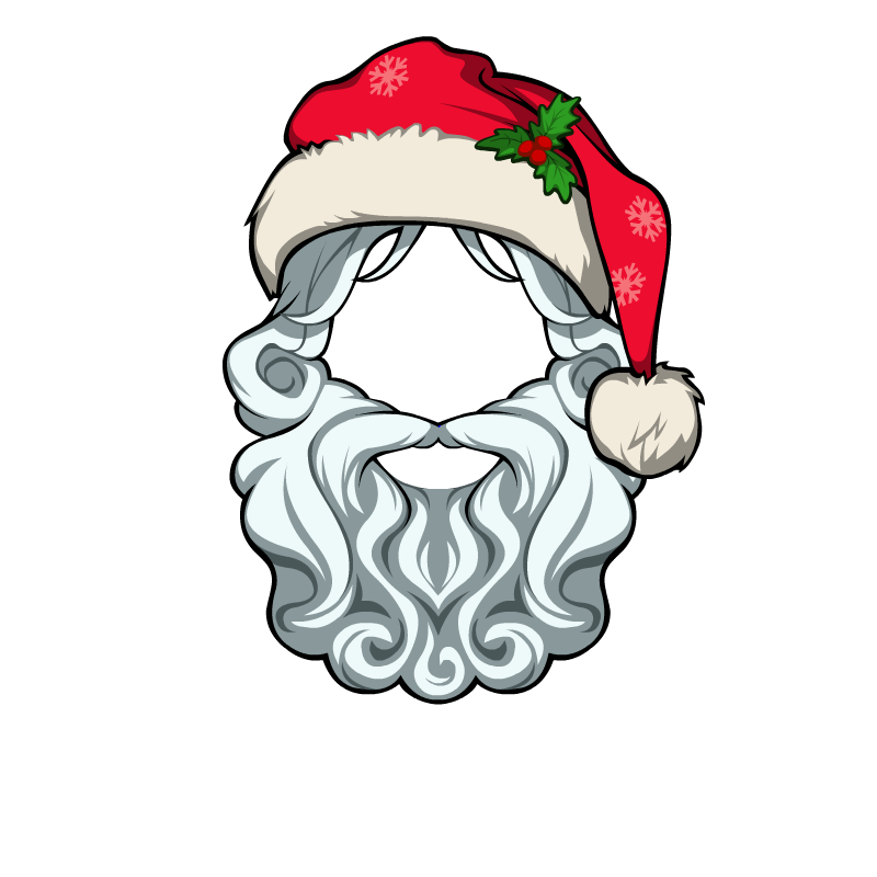 Picture Of Santa Hat - Cliparts.co