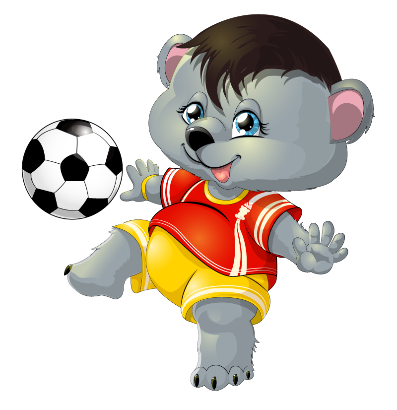 Football Cartoon Pictures - Cliparts.co