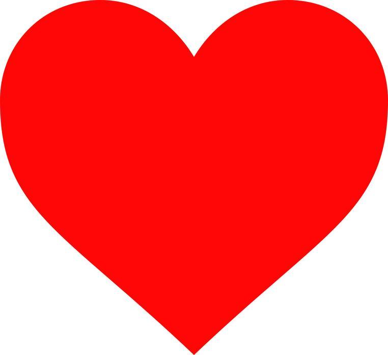 Heart Shape Clipart Methode Zum Erstellen Einer Herzform