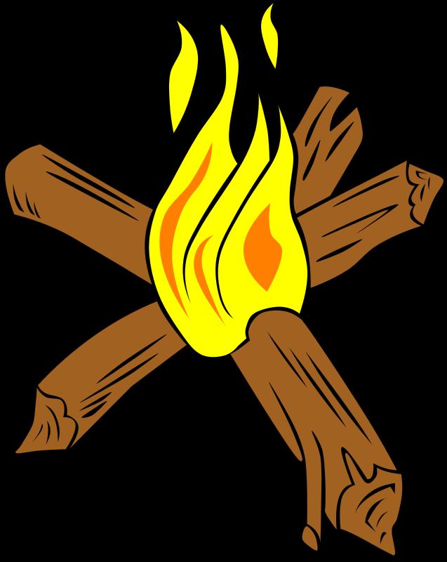 Campfire Clip Art Download