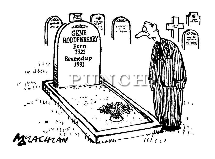 Ed McLachlan Cartoons from Punch magazine | PUNCH Magazine Cartoon ...