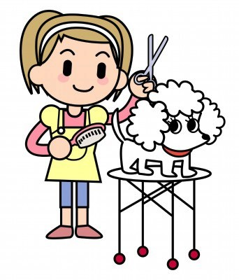 dog grooming clip art   cliparts co