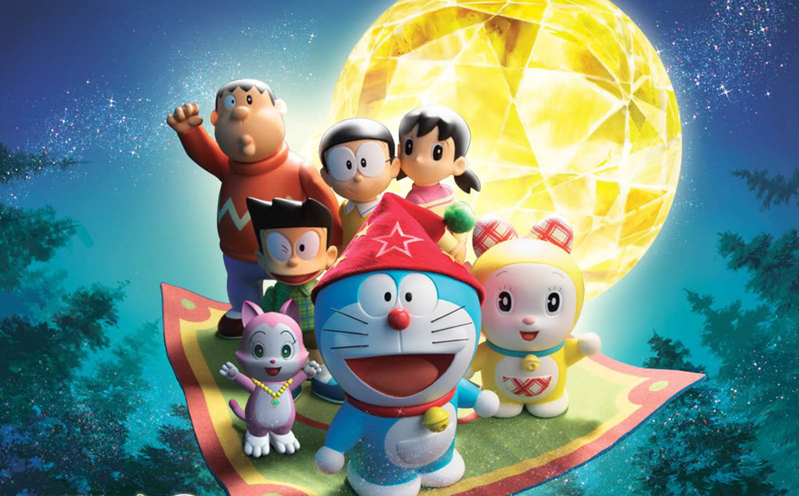 Doraemon Gambar,Nobita,Lucu,Rumah and Animasi HD WallpapersHD ...