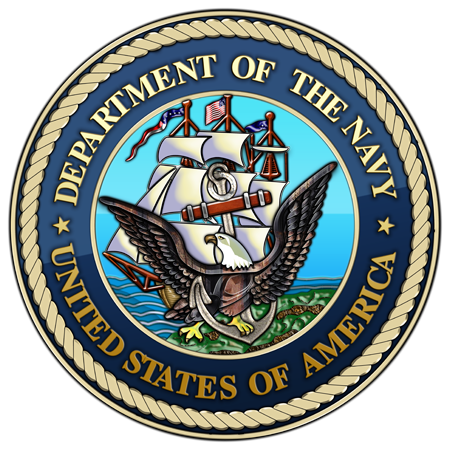 Military Insignia 3D : The United States Navy (USN) Seal