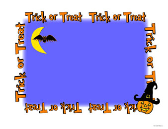 Free Printable Digital Scrapbook Template Pages Halloween