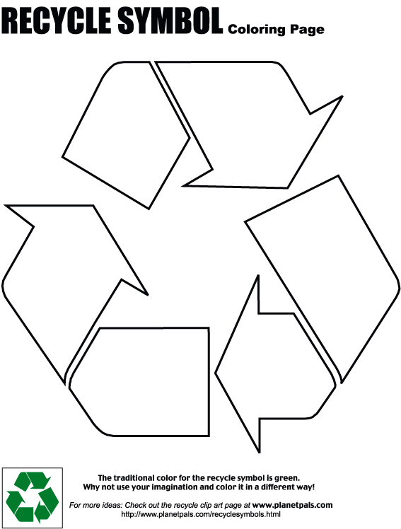coloring pages for eco friendly - photo#9