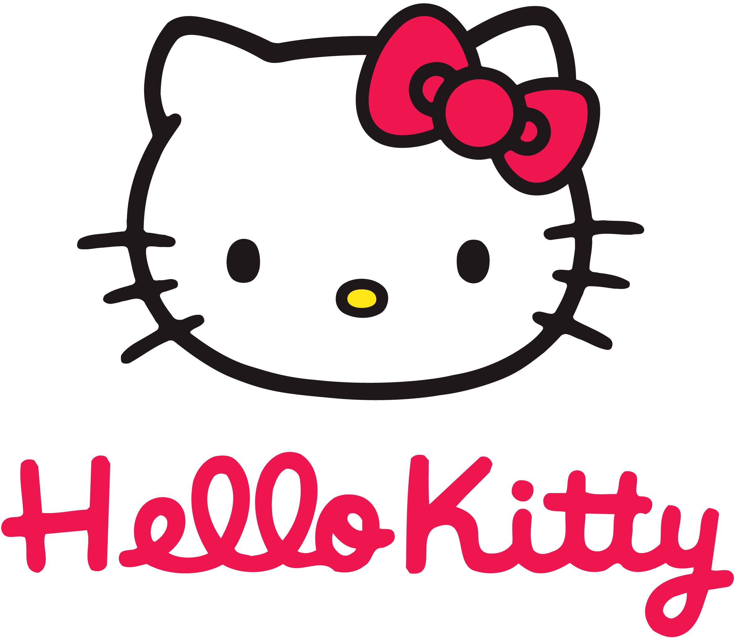 hello kitty logo cliparts co rh cliparts co hello kitty logo font download Hello Kitty Logo Wallpaper