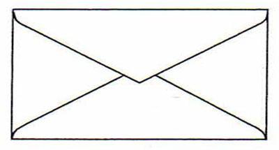Gianotten Printed Media - Grafisch Woordenboek - enveloppen snit ...: cliparts.co/envelop