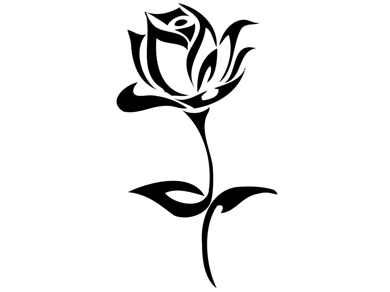 Preparing For Rose Tattoo Wallpaper | Mode Blog
