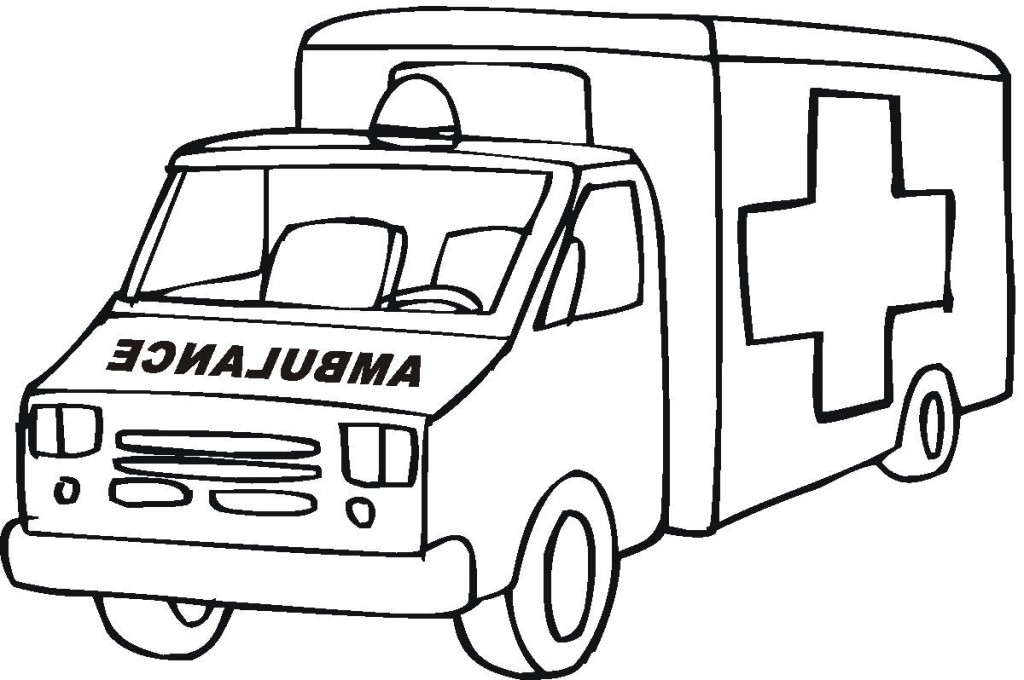 Cartoon Ambulance Pictures - Cliparts.co