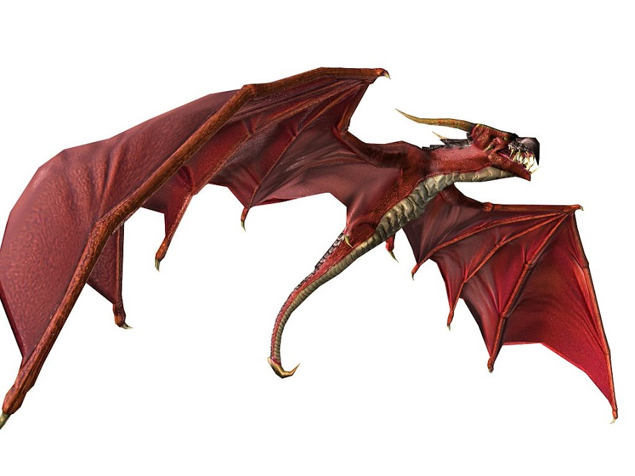 drakk bat dragon by - photo #23