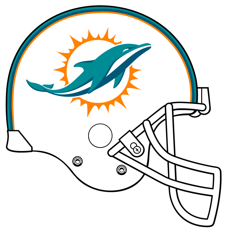 Miami Dolphins Clip Art