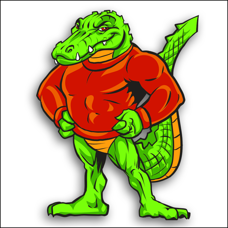 Gator Clipart | Gator Clipart and Templates