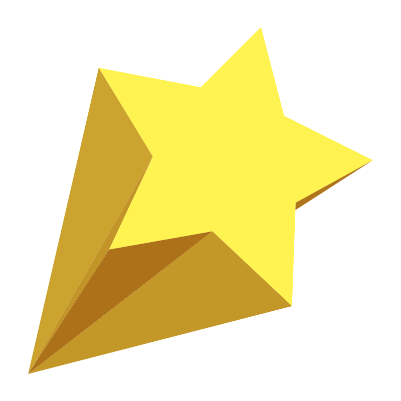 Yellow Star Clip Art - Cliparts.co