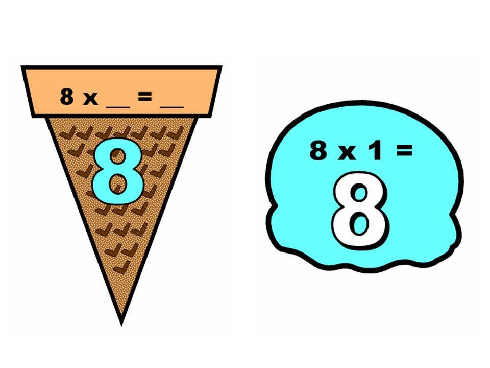 Multiplication Facts Clip Art Images & Pictures - Becuo