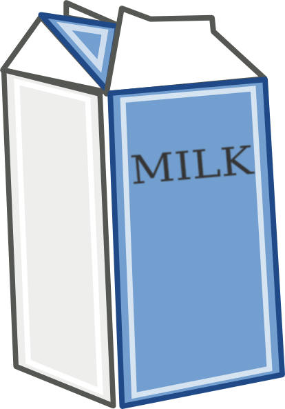 missing person milk carton template