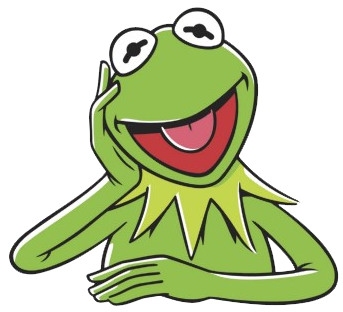 kermit the frog clipart clipartsco