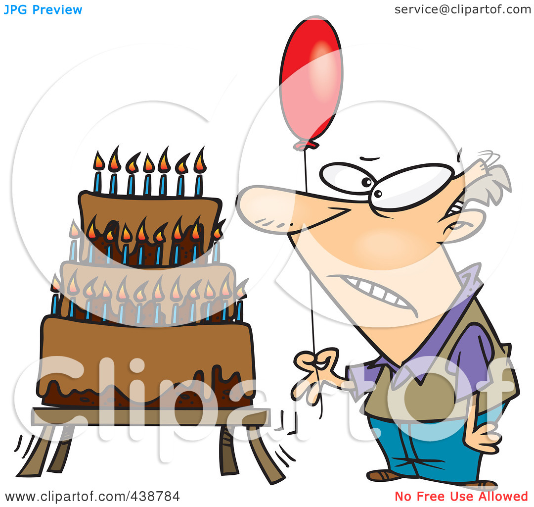 Free Happy Birthday Clip Art Tattoo Images For Men Royalty Free Rf ...