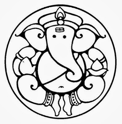 Lord Ganesh Clipart Symbols | Hindu Devotional Blog - ClipArt Best ...