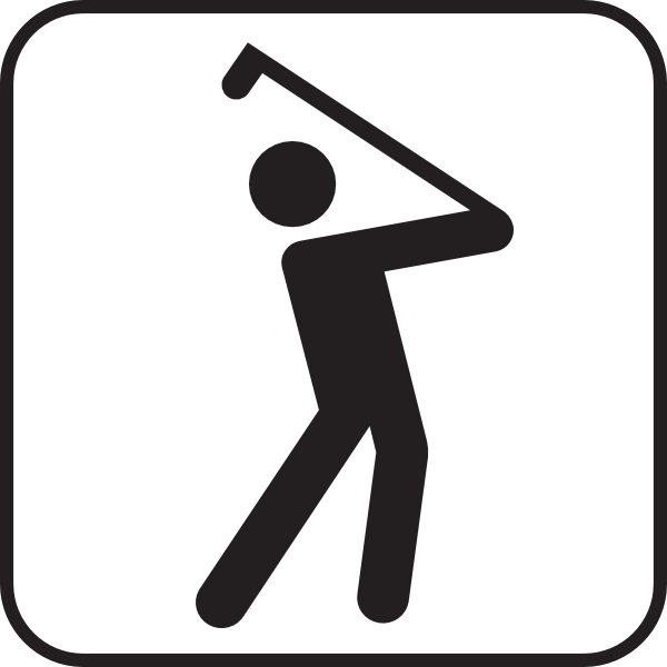 Free Golf Clipart Pictures