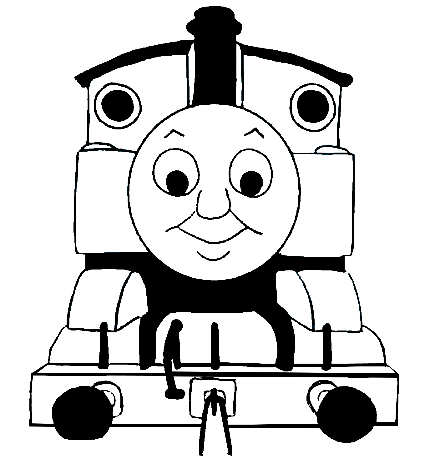 thomas the train clip art cliparts co