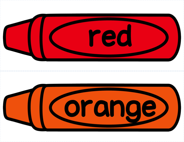 Red Crayon Clipart - Cliparts.co
