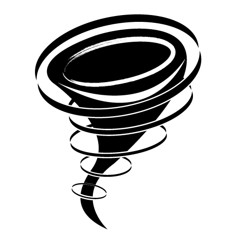 free animated tornado clipart - photo #25