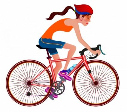 Mountain Bike Clipart - Cliparts.co