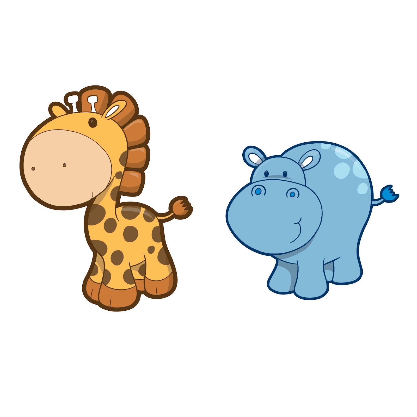 Baby Giraffe Clip Art Free - ClipArt Best